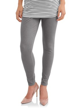 Time and Tru Over Belly Maternity Jegging