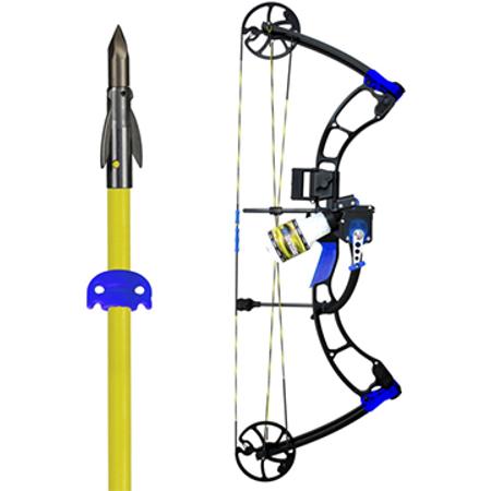 17 AMS E-Rad Eradicator Bowfishing Bow Kit Right Hand thumbnail