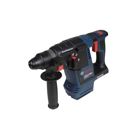 Bosch GBH18V-26K24 18V Cordless 1 in. SDS-Plus Variable Speed Rotary Hammer Kit 24v Cordless Sds Hammer