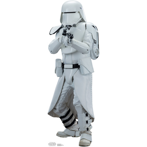 Advanced Graphics Star Wars Episode VII: The Force Awakens Snowtrooper Cardboard Cutout