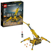 LEGO Technic Compact Crawler Crane 42097 Construction Model Crane Set (920 Pieces)