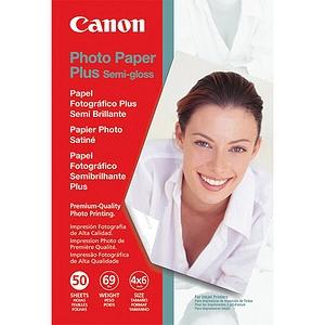 Photo Paper Plus Semi-gloss 4inX6in