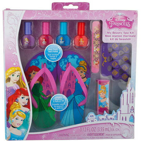 Disney Princess MY BEAUTY SPA KIT - Mini Spa Kit
