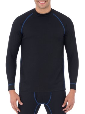 Russell Mens Tech Grid Baselayer Performance L3 Thermal Shirt