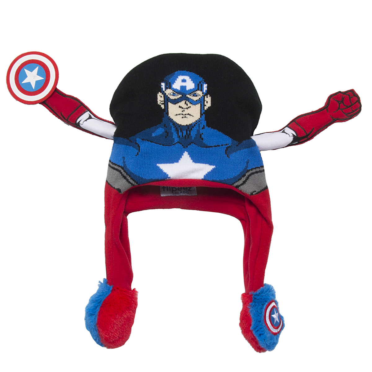 Flipeez - Flipeez Fun Kids Action Hat Spiderman Olaf Elsa Captain America  Avengers Frozen - Walmart.com c70d13d87bb0