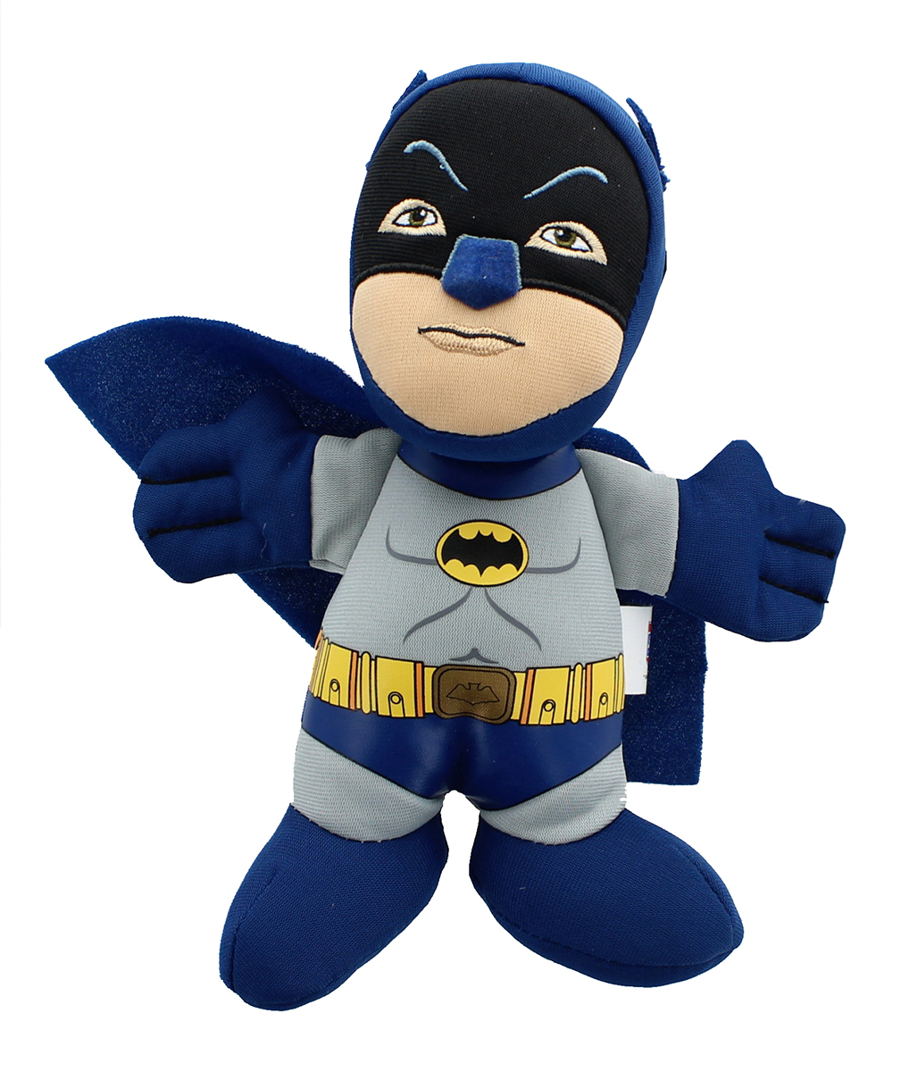 "Batman Classic TV Series 7"" Batman Plush Figure by Bleacher Creatures LLC"