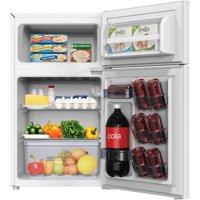 Avanti 3.1 Cu Ft Two Door Compact Refrigerator RA31B0W, White