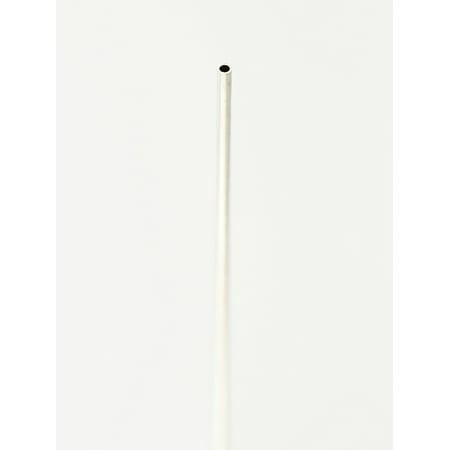 Metal Tubing aluminum, 3/32 in. x .014 in. x 36 in., tubing (pack of - Metal Tubing
