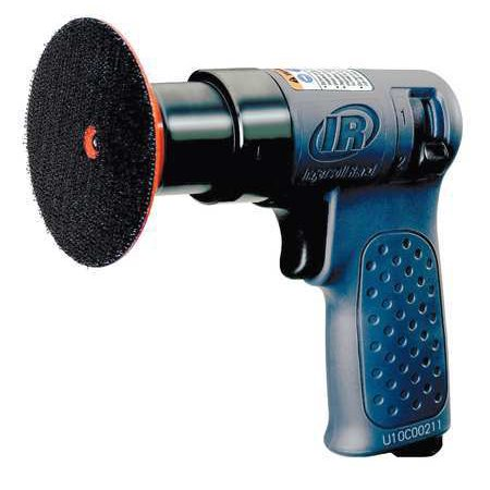 Ingersoll Rand Polisher - INGERSOLL RAND 3129XPA Air Polisher/Buffer,3 In. Pad,6400 rpm