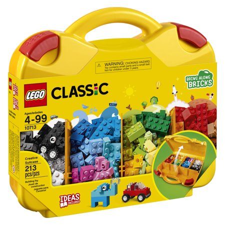 (LEGO Classic Creative Suitcase 10713 Building Kit (213 Piece))