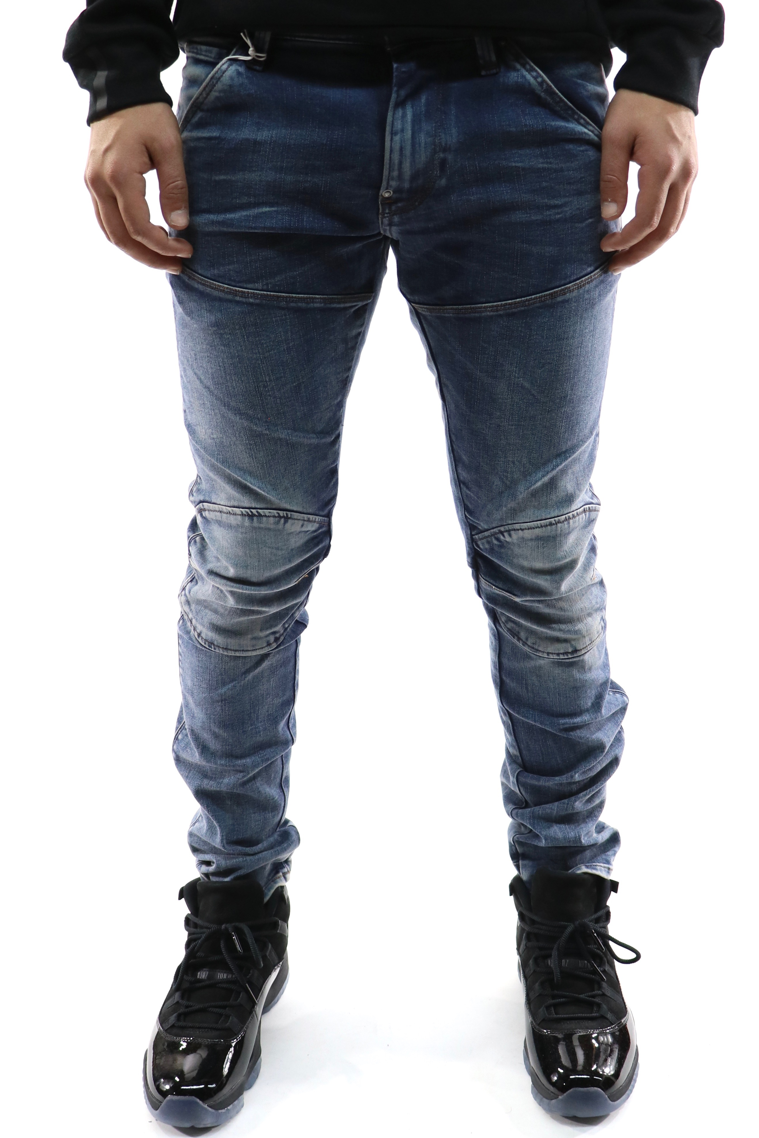 G-Star 5620 3D Skinny Denim 30W/32L BLUE
