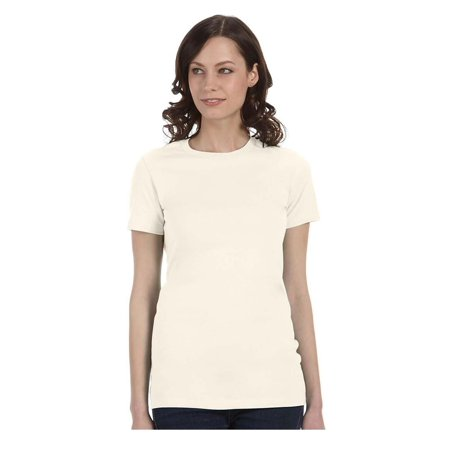Bella Canvas Women's The Favorite Tee, Style - Gold Sequence Top
