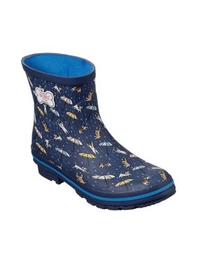 Multicolor Womens Rain Boot