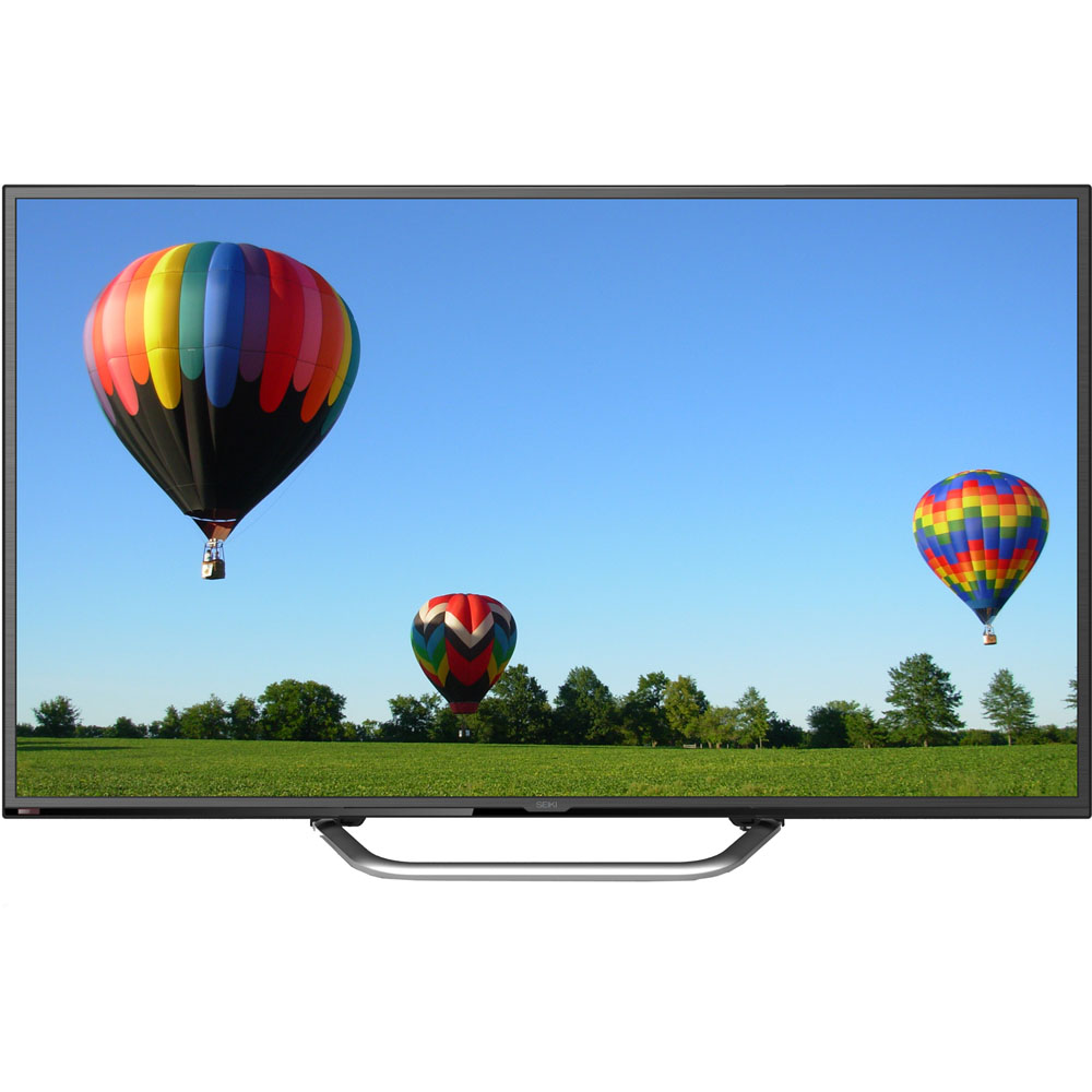 50 In. 1080p LED HDTV with 60Hz