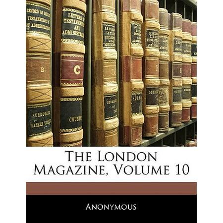 Fr Magazine - The London Magazine, Volume 10