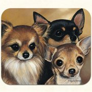 Fiddlers Elbow m403 Chihuahua Mouse Pad, Pack Of 2
