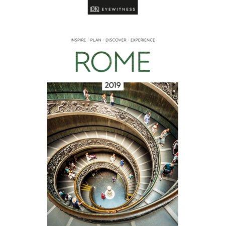 DK Eyewitness Travel Guide Rome - eBook