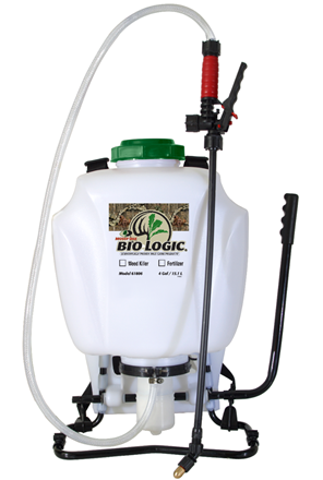 4 Gallon Pesticide, Weed Killer, and Fertilizer Backpack Sprayer for Wild Game Hunting Food Plot Maintenance by Chapin Biologic thumbnail