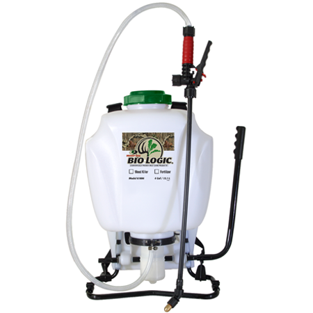 4 Gallon Pesticide  Weed Killer  And Fertilizer Backpack Sprayer For Wild Game Hunting Food Plot Maintenance By Chapin Biologic