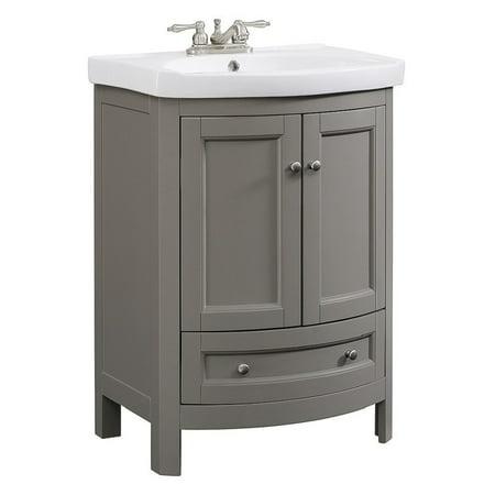 Runfine Group Rfva0069 Single Bathroom Vanity 24 In