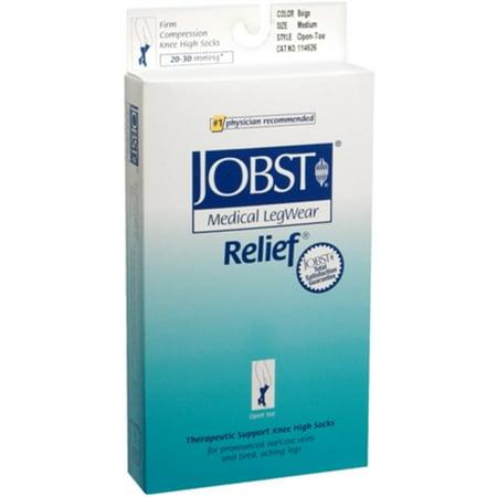 BSN Jobst Jobst Relief Medical Leg Wear, 1 ea