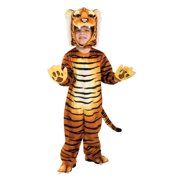 Silly Safari Tiger Costume Child Toddler