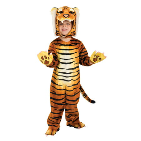Silly Safari Tiger Costume Child Toddler - Toddler Safari Costume