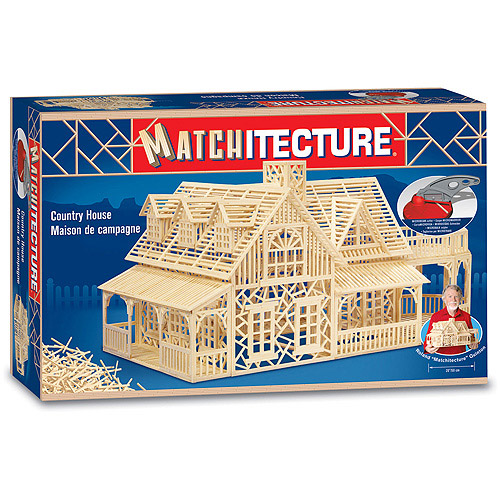 Matchitecture Country House Building Kit
