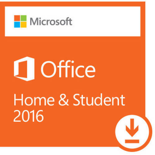 Microsoft Office Home and Student 2016 PC ESD (Digital Code)