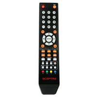 Original Sceptre 8142026670003C TV Remote Control E165BV(WV)-SS E168BV(WV)-SSE205BV-SMQCCE325BV-SR E328BV(WV)-SRX325BV-FSR X405BV-FSRX505BV-FSRU505CV-UMR U508CV-UMKRU550CV-UM08RU650CV-UMRU750CV-UMR