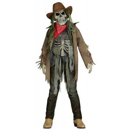 Wanted Dead or Alive Child Costume - Medium