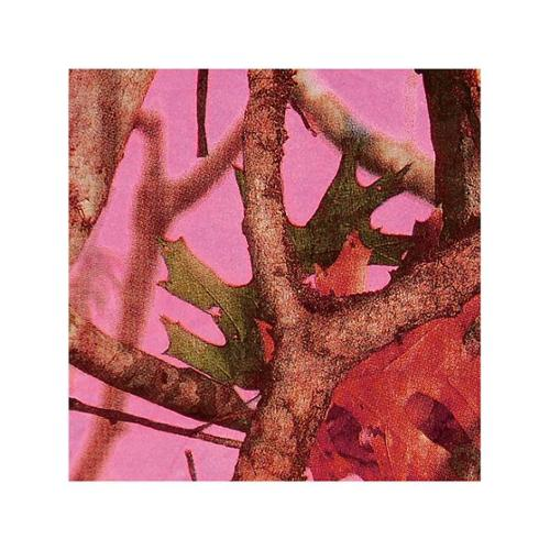 Pink Camo Beverage Napkins (16 Pack) - Party Supplies