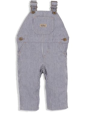 Wrangler Baby Boy Striped Overall