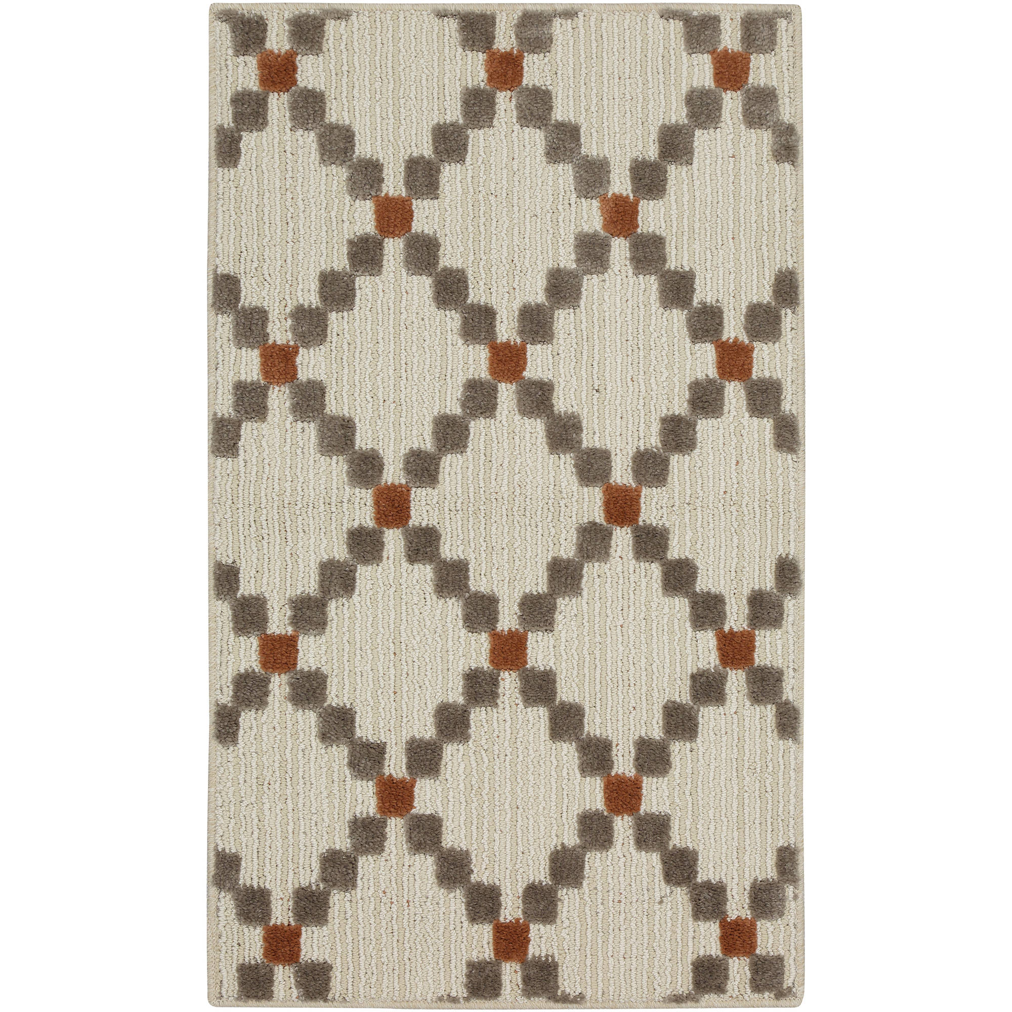 Better Homes And Gardens Dotted Diamonds Accent Rug