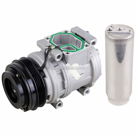 Toyota T100 Power Steering (AC Compressor w/ A/C Drier For Toyota T100 & Tacoma )