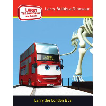 Larry Builds A Dinosaur - eBook