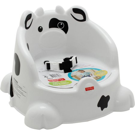 Fisher-Price Booster Seat with Contoured Comfort, Cow ()