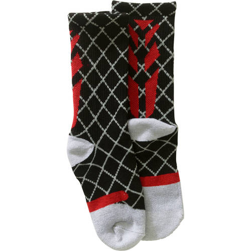 Boys' Crew Essential Socks, 3 Pack