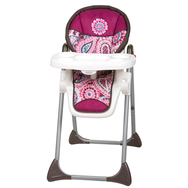 Baby Trend Sit Right Adjustable High Chair, Paisley   Walmart.com