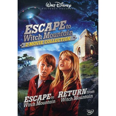 Escape to Witch Mountain / Return From Witch (Escape To Witch Mountain Erik Von Detten)