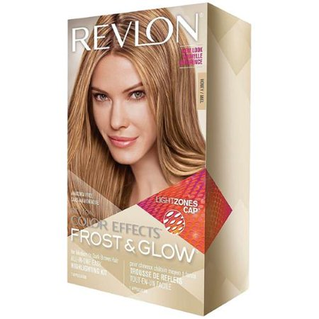 Revlon Color Effects Frost Amp Glow AllInOne Highlighting Kit Honey 1 Ea