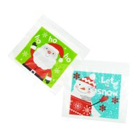 Holiday Time 20ct Christmas Reseal Bag