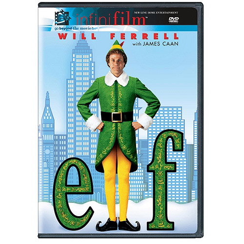 ELF (2003/DVD/2 DISC/P&S/WS 1.85/SPAN LANG TRACK/DVD-ROM/COMMENTARIES)