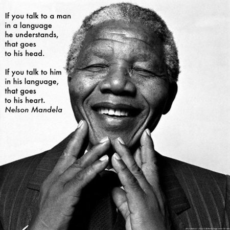 (Nelson Rolihlahla Madiba Mandela Quote Photograph 12x12 Art Print Poster South Afrianti-apartheid revolutionary as well as a politician and philanthropist POD)