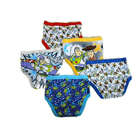 Disney Little Boys' Toy Story 5-Pack Brief - Little Bow Peep Story