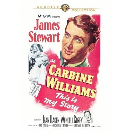 Carbine Williams (DVD)