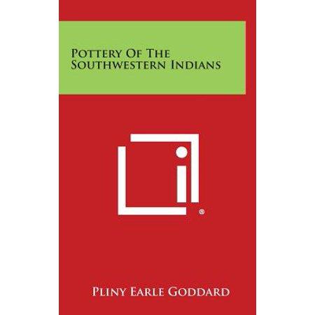 Southwestern Indian Pottery - Pottery of the Southwestern Indians