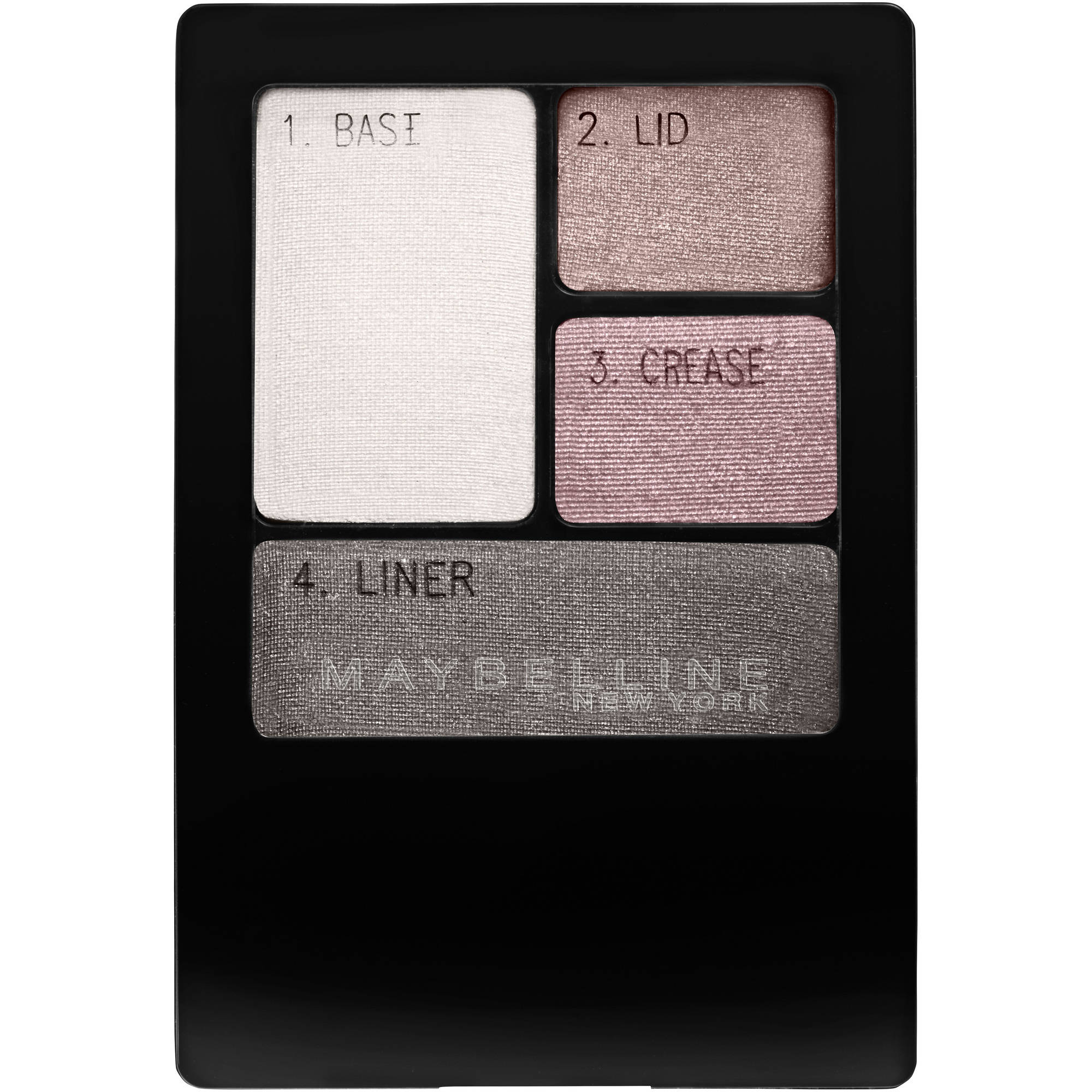 Maybelline Expert Wear Eyeshadow Quads