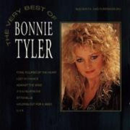 Bonnie Tyler - Very Best of Bonnie Tyler (CD) - image 1 of 1