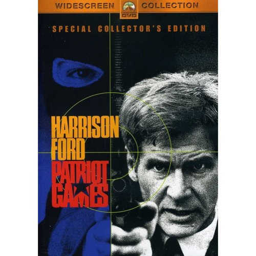 Patriot Games (Special Edition) (Widescreen)